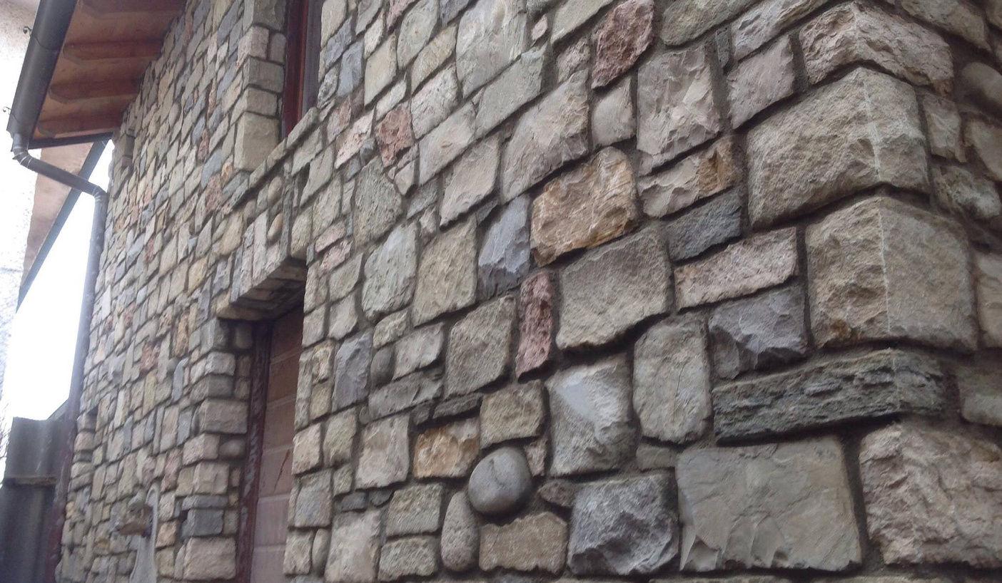 Pietra di credaro lavorazione posa e prezzi da artigiani pietra credaro home - Muri a vista interni ...