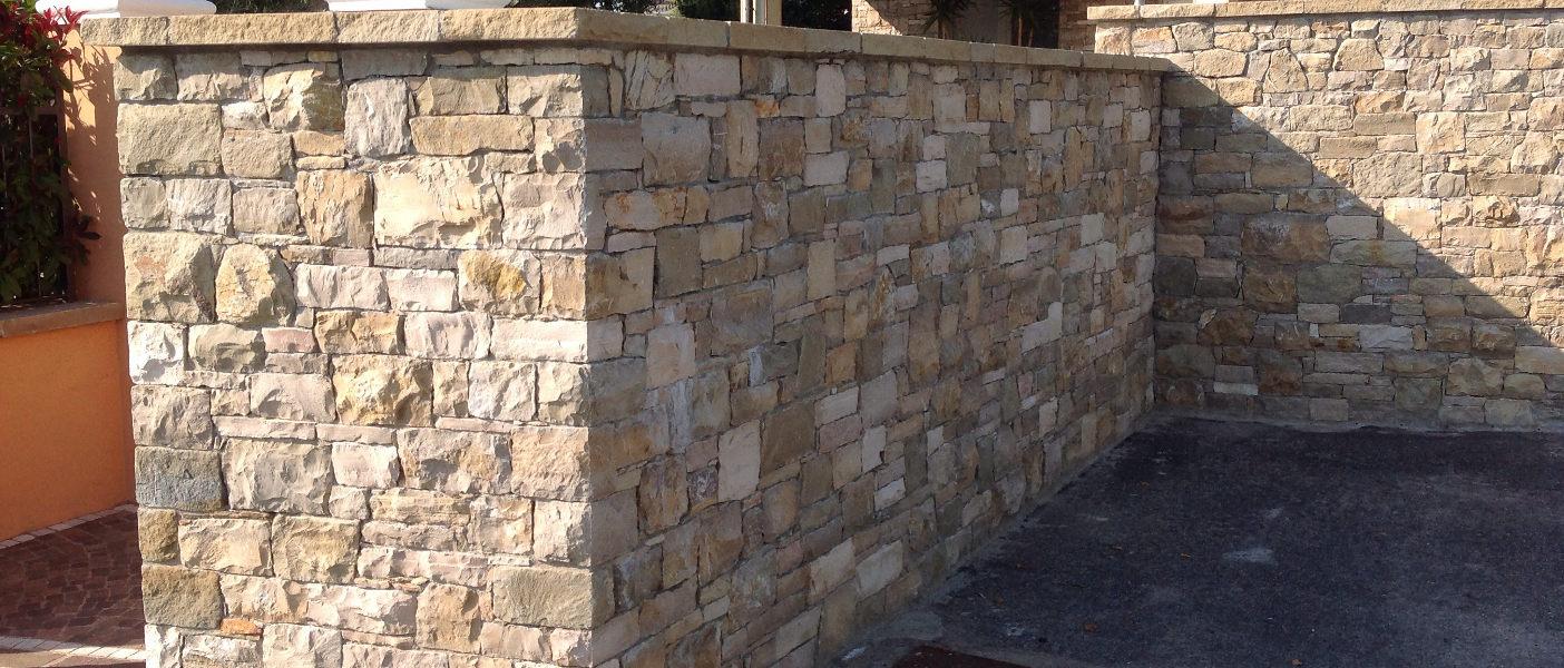 Posa pietra di credaro cemento armato precompresso for Pietra di credaro rivestimenti